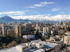 Santiago, Agosto 06, 2014. 15:45. Foto con el iPad Air y buen pulso.