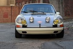 Mark Morrissey has a thing for endurance racers and rally cars from the late '60s and early '70s. Which might explain why his Porsche 911 looks a few years older than it actual 1978 vintage. For the last eight years, he has spent his weekends racking up miles at vintage rallies as well as on personal drives, with the odometer now reading well past the 200,000-mile mark.