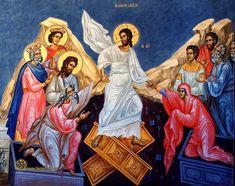 Icon-The Resurrection of Christ