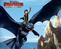 Hiccup and His Dragon