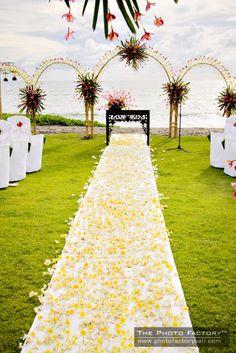 Wedding at Tugu Hotel