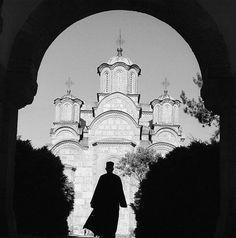 Manastir Gračanica, Srbija; Gračanica monastery, Serbia.