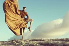 Reimagined Renaissance Photoshoots : cexn accessories
