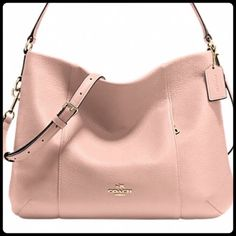 ✨COACH ISBELLE HANDBAG✨ Brand new Inside zip, cell phone and multifunction pockets. Zip-top closure and fabric lining. ✨RETAIL TAG STILL ATTACHED✨ Coach Bags Shoulder Bags
