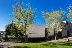 Casa Dalias, moderna casa y en parte sustentable en Ciudad de México, proyecto de Grupo Arquitectura