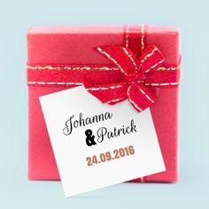 Boho-Hochzeitskartensets: Geschenkanhänger & Geschenkkärtchen, passend zu Euren Hochzeitseinladungen im Bohemian-Design