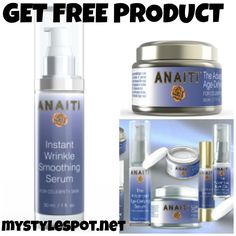 get FREE skincare product! Learn more by clicking this pic! #FREE #skincare #anaiti #skin #serum #moisturizer #contest #win #sweeps #beauty #womensbeauty #womensbeautyblogger