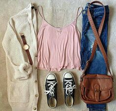 I really like this outfit #casual