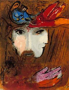 by Marc Chagall: by Marc Chagall