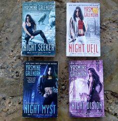 Indigo Court Series by Yasmine Galenorn Fantasy Series, Fantasy Books, Book Series, Book Clubs, Book Club Books, Books To Read, Reading Lists, Book Lists, Yasmine Galenorn