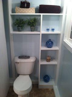 Incredible Tiny Homes/ Lightweight Foam House Tiny Bathrooms, Small Bathroom, Boho Bathroom, Bathroom Organisation, Home Organization, Bathroom Furniture, Home Furniture, Diy Home Decor, Room Decor
