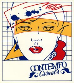 Contempo Casuals Logo by Kitten Moon, via Flickr