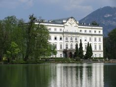 Actual Von Trapp family home (Sound of Music) Salzburg, Austria