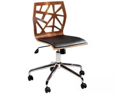 funky wooden office chair - Google Search