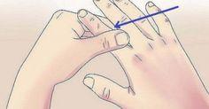 Premere le dita per 60 secondi produce questi effetti nel corpo