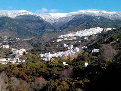 www.posada-laplaza.com Canillas de Albaida, Axarquia, Malaga.