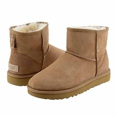 UGG Australia Women's Boots Classic II Mini Chestnut 1016222-CHE (SIZE: 8) >>> Find out more about the great product at the image link.