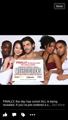 Metropolicks is now available!