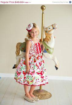 Sale christmas dress for girls i heart christmas sizes 6 months