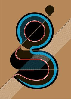 G Poster - Graphic work - Áron Jancsó