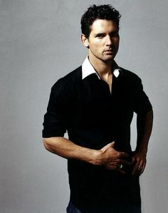 Eric Bana is also beautiful. Either the aging just isn't happening, or he's just doing it so well.