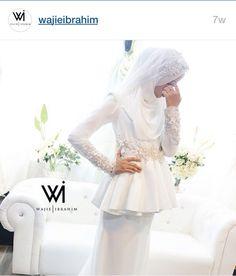 baju kahwin