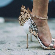 Rg @nellielim Evangeline' sandals SS16 Photo taken by @sophiawebster on Instagram