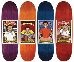 Why Are Skateboard Graphics So Vanilla Now? A Chat With MarcMckee