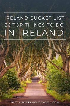 IRELAND BUCKET LIST - 36 THINGS TO DO IN IRELAND | IRELAND THINGS TO DO | IRELAND ATTRACTIONS | IRELAND TRAVEL TIPS | IRELAND TRAVEL IDEAS | IRELAND TRAVEL DESTINATIONS | IRELAND TRAVEL ITINERARY | IRELAND BEST SPOTS | IRELAND TRAVEL GUIDE #ireland #europe #travel