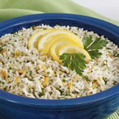 Lemony Herbed Rice - This will go nicely with chicken on the grill. 3 cups reduced-sodium chicken broth or vegetable broth 1-1/3 cups uncooked long grain rice 1 can (4 ounces) chopped green chilies, drained 3/4 teaspoon salt 1 tablespoon each minced fresh parsley, cilantro and chives 1/2 teaspoon grated lemon peel 1/4 teaspoon pepper