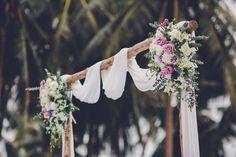 beach villa wedding samui