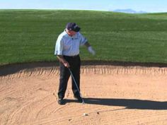 ▶ Butch Harmon Bunker Play - Golf Digest South Carolina Golf Tip - YouTube
