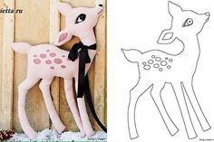 moldes-para-hacer-peluches-de-bambi-1
