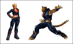 Five Reasons Why You Should Be Playing Bloody Roar: Primal Fury... pff! As if I needed any reasons <3