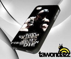 Bane Quote iPhone 4/4s/5/5c/5s, Samsung G S2/S3/S4, Samsung S3/S4 mini