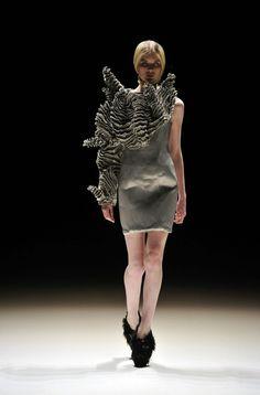 Iris van Herpen Show - Mercedes-Benz Fashion Week Berlin Spring/Summer 2012