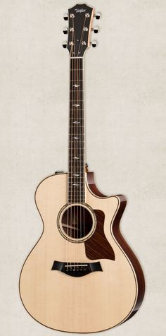2014 Taylor 812ce Grand Concert Cutaway ES2 Acoustic-Electric Guitar w/OHSC