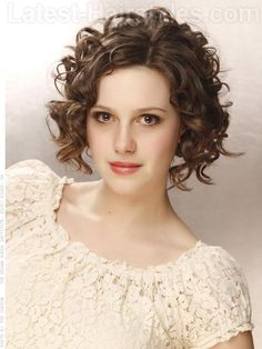 curly hairstyles - Buscar con Google
