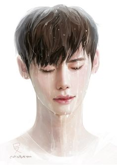 Lee jong suk fanart cr as tagged fan-art in 2019 kore dramaları, çizimler, Lee Jong Suk Cute, Lee Jung Suk, Lee Jong Suk Wallpaper, Jong Hyuk, Park Bogum, Kang Chul, Park Hyung, Song Joong, W Two Worlds