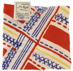 Fabric Design by Sonia Delaunay