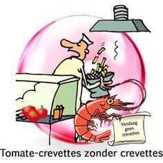 Jef, een kregelige frituuruitbater, kan het vrijpostig gedrag van zijn klanten niet meer aan. Een vrolijke zwarte met roze bril brengt soelaas.
