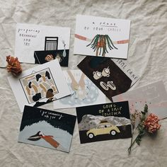 @lovelyenvelopes - vouchers for things to do