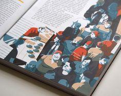 Illustrations for CITRUS (issue n°4) magazine