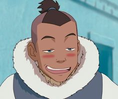 Avatar The Last Airbender Funny, The Last Avatar, Avatar Airbender, Blue Aesthetic, Aesthetic Anime, Avatar Legend Of Aang, Avatar Picture, Animated Icons, Animation
