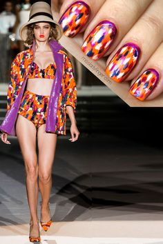 — MANICURE MUSE: DSquared² Spring '14 This...