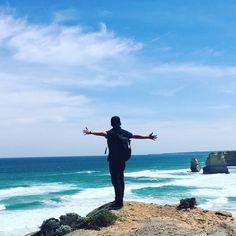 Breathtaking view at the Great Ocean Road! 정말 아름답다 #Melbourne #Australia #ocean #travel #breathtaking #여행스타그램 #호주 #호주여행 #바다 #여행 #힐링 #greatoceanroad #12apostles #그레이트오션로드 by mrdanyoo