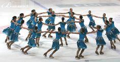 Muodostelmaluistelu  Synchronized Skating