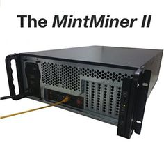 MintMiner II - The All in One Solution - ideal for mining farms looking to upgrade to some of the most efficient cryptocurrency mining rigs made in 2017.