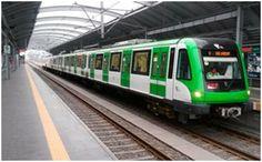 Perú tiene metro en Lima :