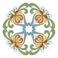 OregonPatchWorks.com - Sets - Rosemaling Decor